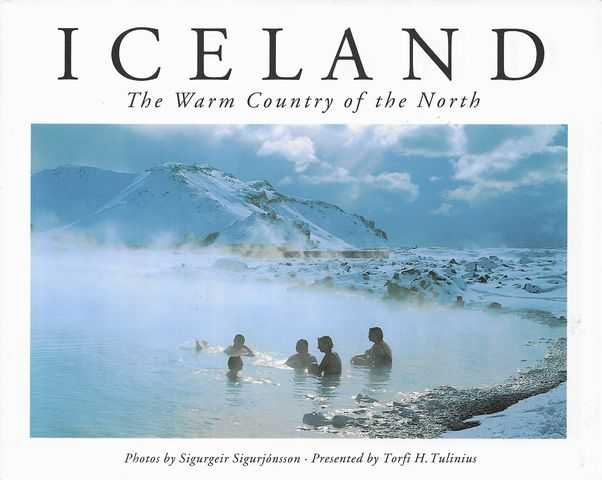 Image for Iceland: The Warm Country of the North