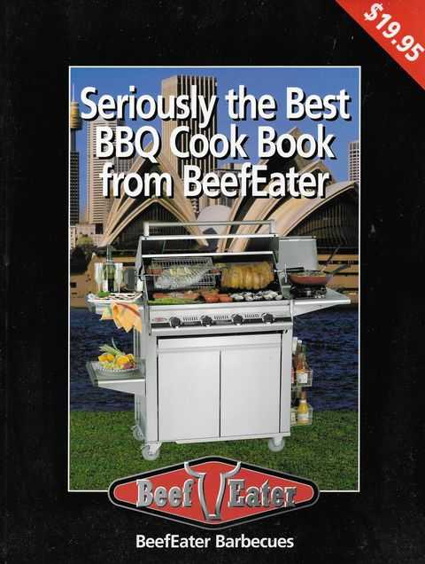 Image for Seriously the Best BBQ Cook Book from BeefEater