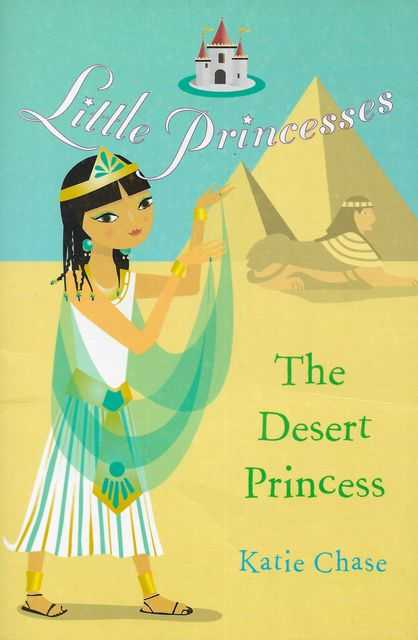 Image for Little Princesses: The Desert Princess