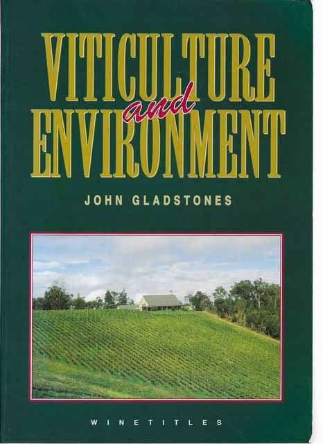 Image for Viticulture and Environment