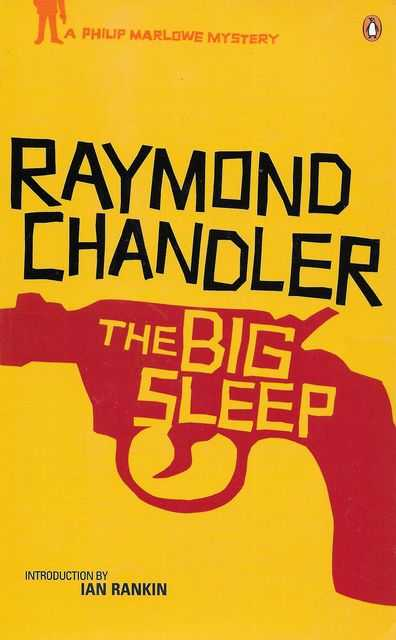 Image for The Big Sleep [A Philip Marlowe Mystery # 1]