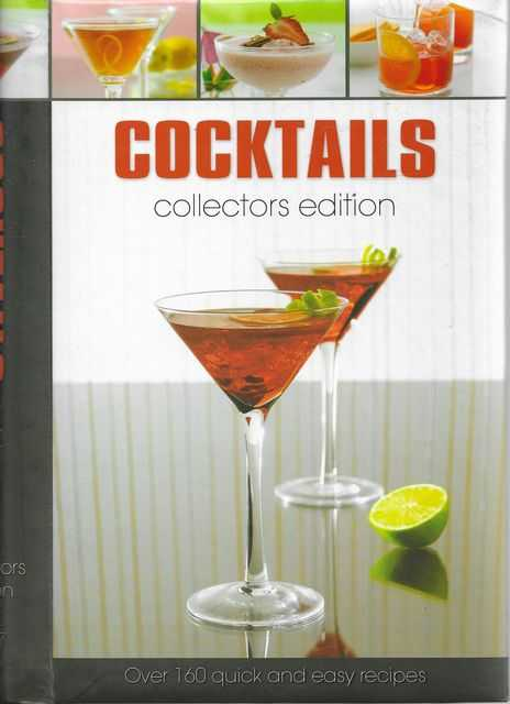 Image for Cocktails Collectors Edition