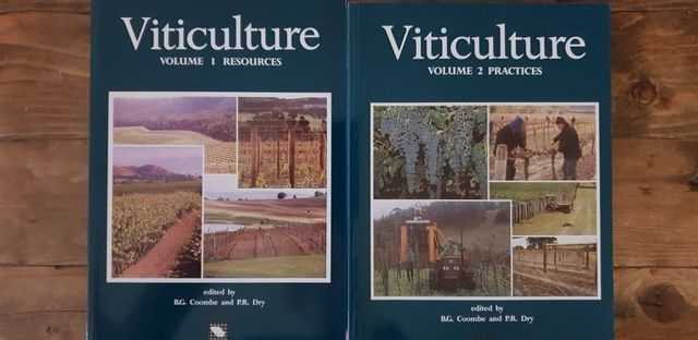 Image for Viticulture Volume 1: Resources; Volume 2: Practices [2 Volume Set]