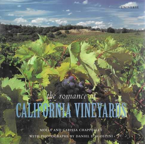 Image for The Romance of California Vineyards