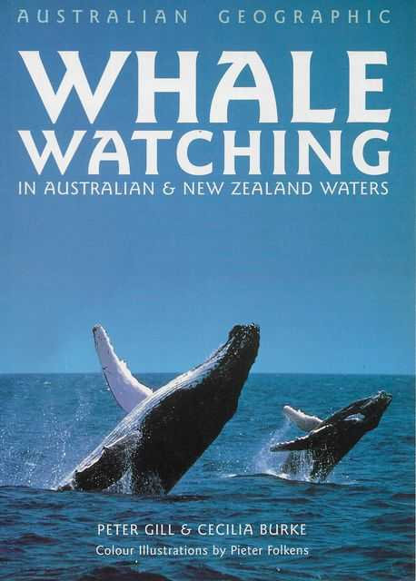 Image for Whale Watching in Australian & New Zealand Waters