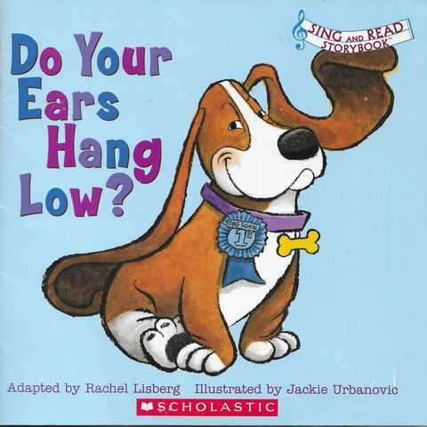 Image for Do Your Ears Hang Low?