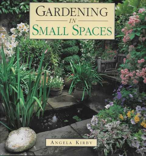 Image for Gardening in Small Spaces