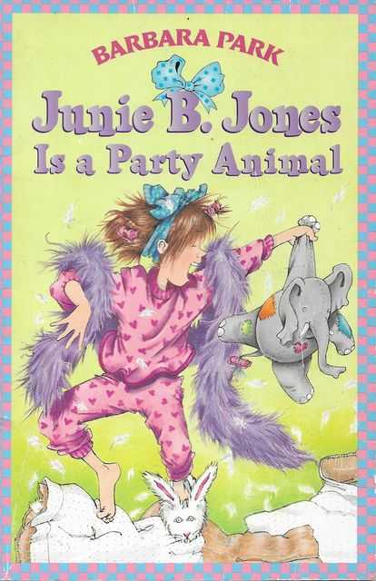 Image for Junie B. Jones Is A Party Animal