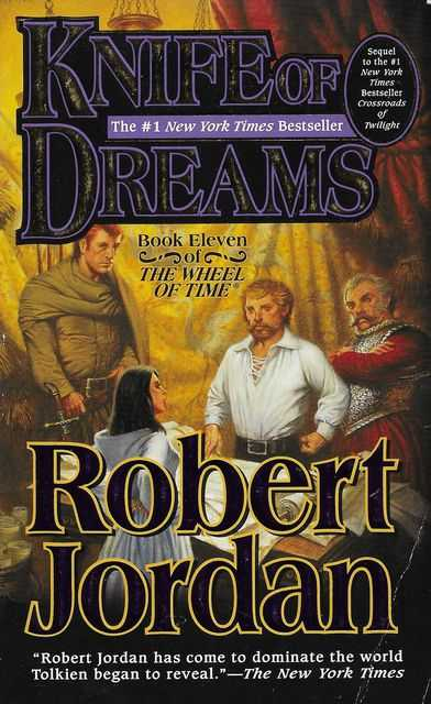 Image for Knife of Dreams [Book Eleven of The Wheel of Time]