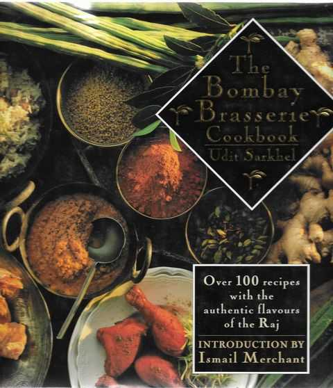 Image for The Bombay Brasserie Cookbook