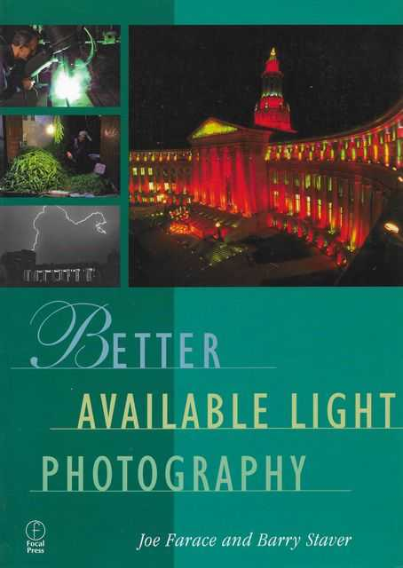 Image for Better Available Light Photography
