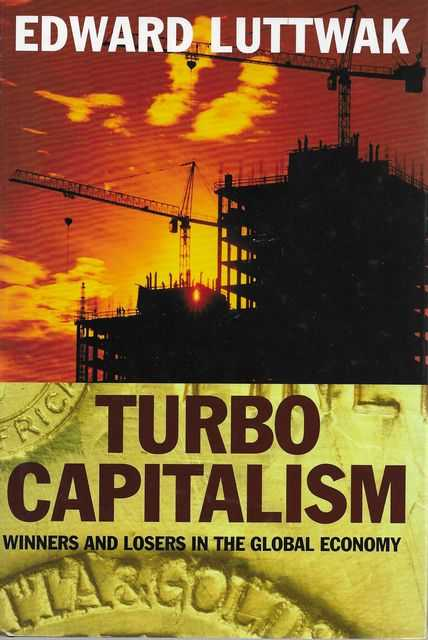Image for Turbo Capitalism: Winners and Losers in the Global Economy