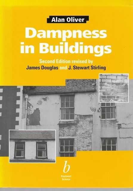 Image for Dampness in Buildings