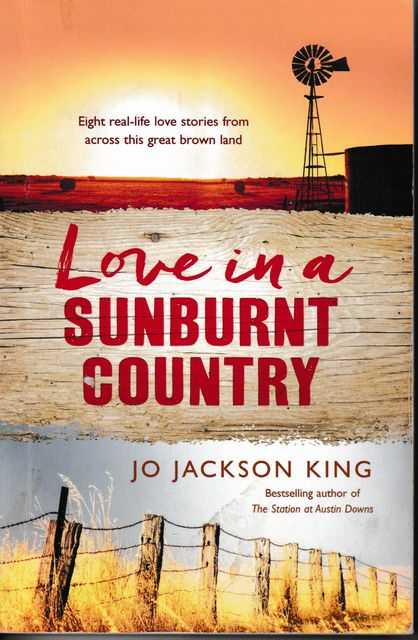 Image for Love in a Sunburnt Country