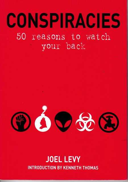 Image for Conspiracies: 50 Reasons to Watch Your Back