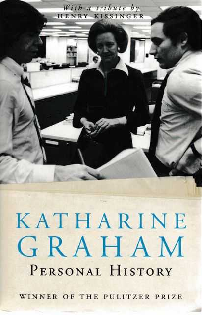 Image for Katharine Graham: Personal History