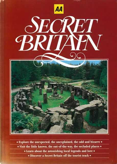 Image for AA Secret Britain
