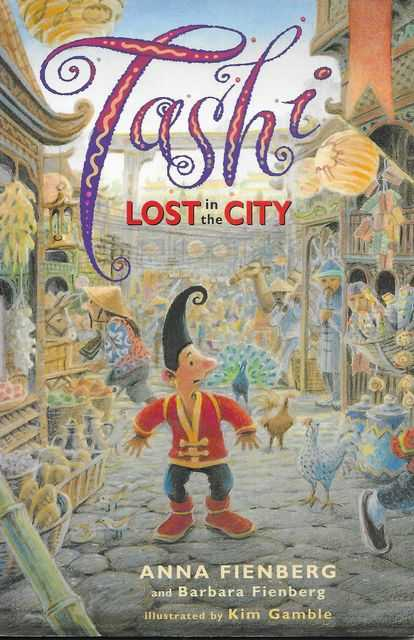 Image for Tashi Lost in the City
