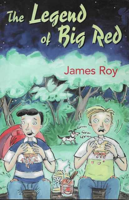 Image for The Legend of Big Red