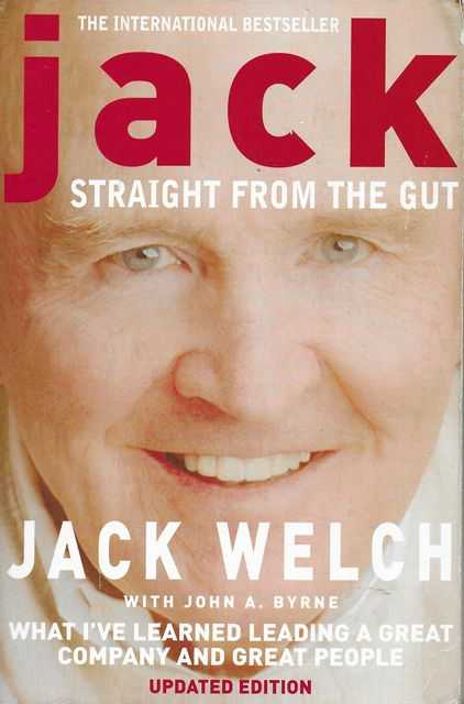 Image for Jack: Straight from the Gut