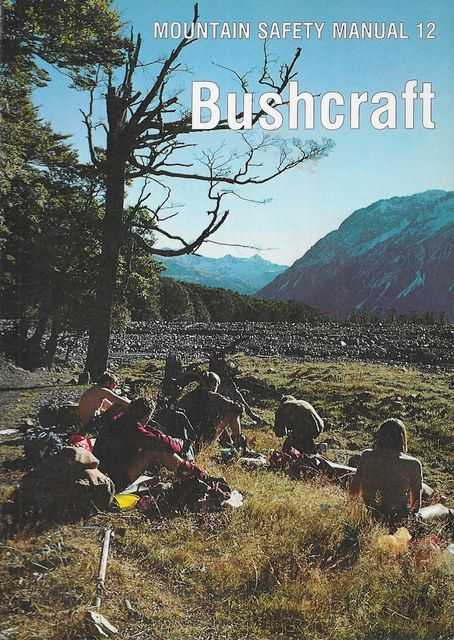 Image for Bushcraft [Mountain Safety Manual 12]