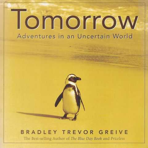 Image for Tomorrow - Adventures in an Uncertain World