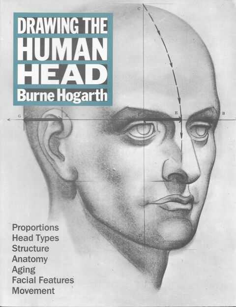 Image for Drawing The Human Head