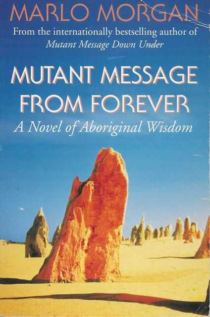 Image for Mutant Message From Forever: A Novel of Aboriginal Wisdom
