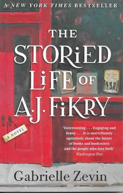 Image for The Stored Life of A. J. Fikry