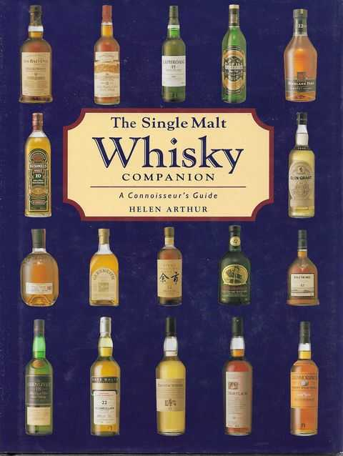 Image for The Single Malt Whiskey Companion: A Connoisseur's Guide