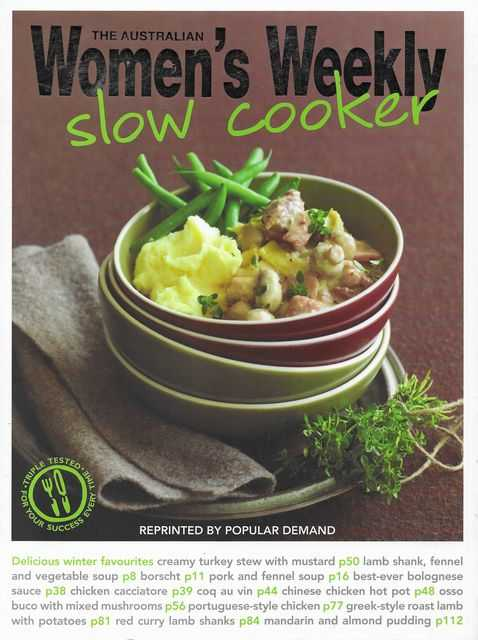 Image for Slow Cooker