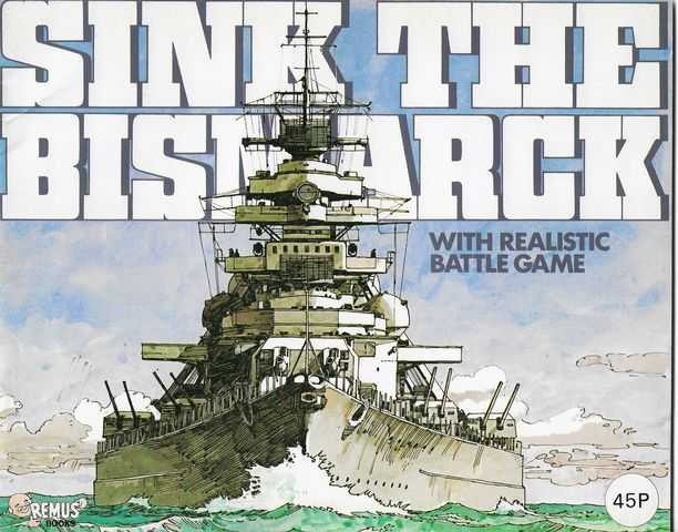 Image for Sink the Bismarck [With Realistic Battle Game]