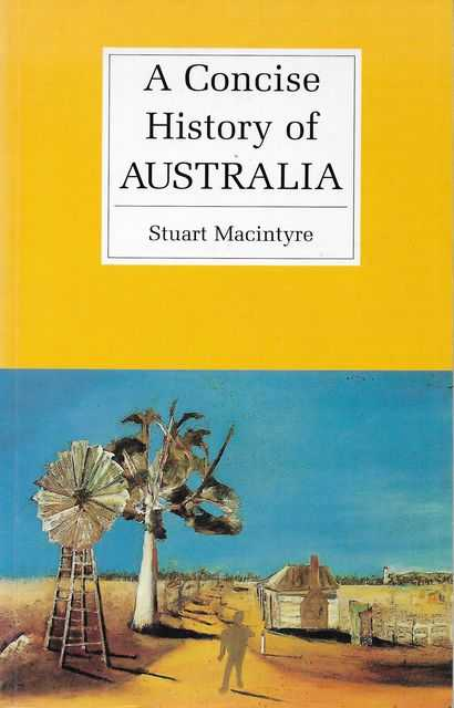 Image for A Concise History of Australia