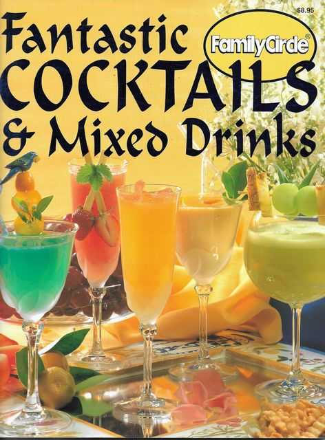 Image for Fantastic Cocktails & Mixed Drinks
