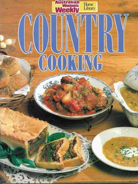 Image for Country Cooking