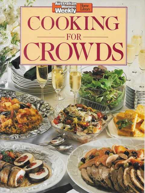 Image for Cooking for Crowds