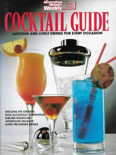 Image for Cocktail Guide