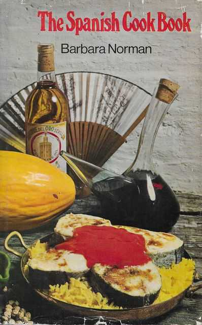 Image for The Spanish Cook Book