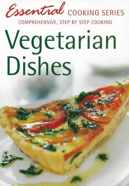 Image for Vegetarian Dishes [Essential Cooking Series]