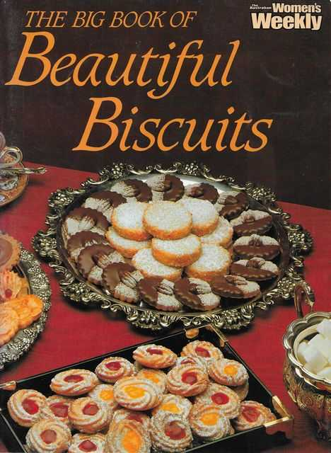 Image for The Big Book of Beautiful Biscuits