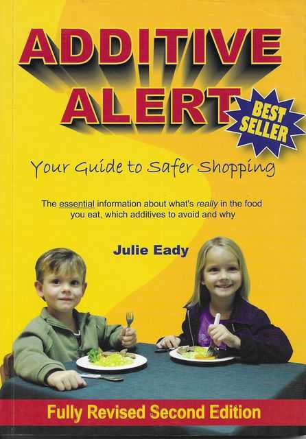 Image for Additive Alert: Your Guide to Safer Shopping
