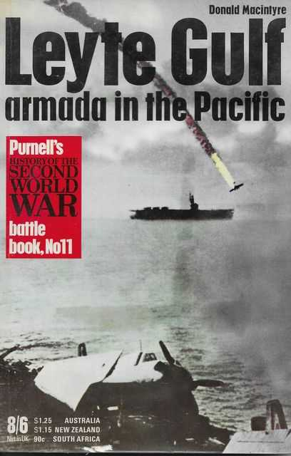Image for Leyte Gulf: Armada in the Pacific [Purnell's History of the Second World War Battle Book No. 11]