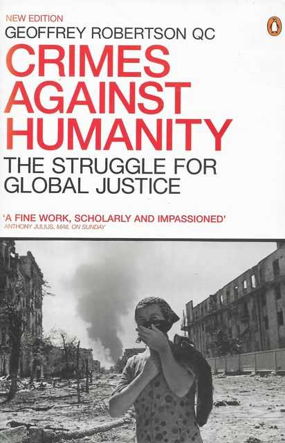 Image for Crimes Against Humanity: The Struggle for Global Justice