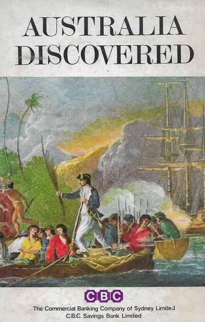 Image for Australia Discovered: The Voyages of Captain James Cook R.N.