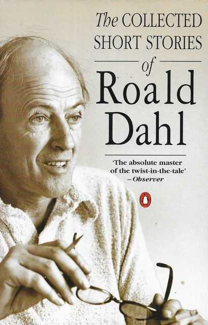 Image for The Collected Short Stories of Roald Dahl