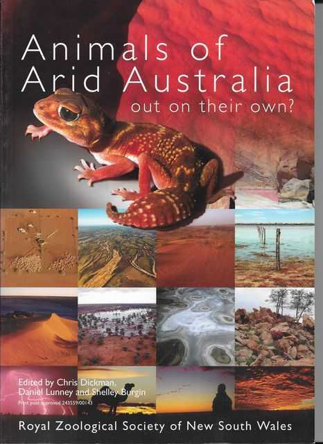 Image for Animals of Arid Australia Out on Their Own?