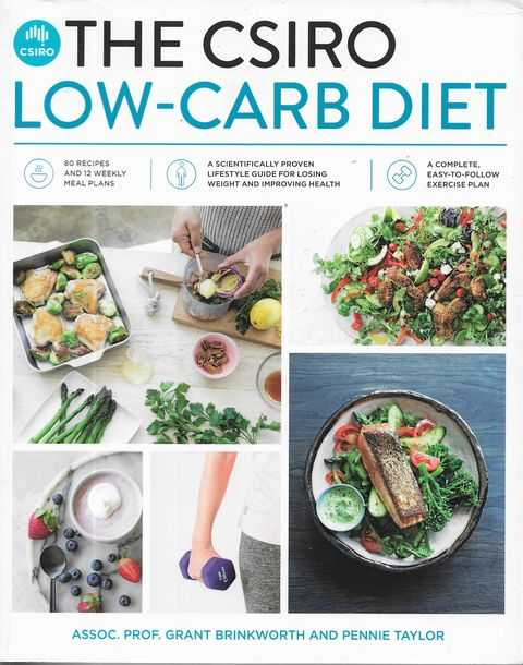 Image for The CSIRO Low-Carb Diet