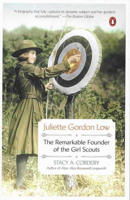 Image for Juliette Gordon Low: The Remarkable Founder of the Girl Scouts
