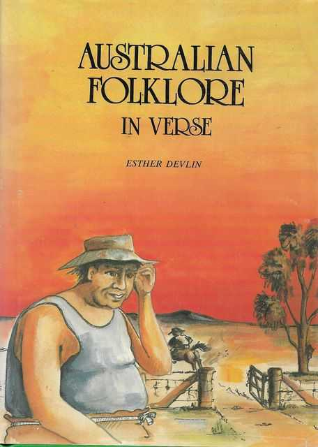 Image for Australian Folklore in Verse