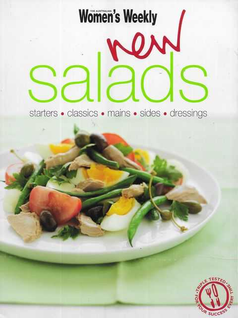 Image for New Salads